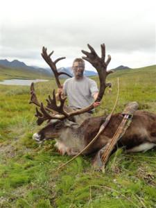 Bow Hunt Alaska 2013