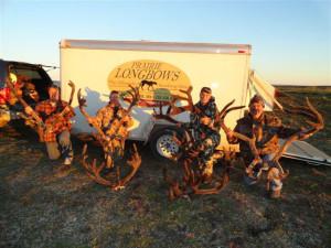 Prairie Longbows in Alaska